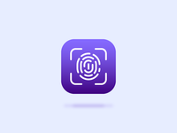 Fingerprint App Icon