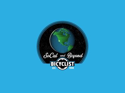 Bicyclist Sticker