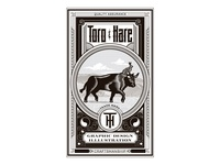 Toro and Hare Business Cards