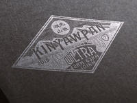 Kinyawpan logo mock up