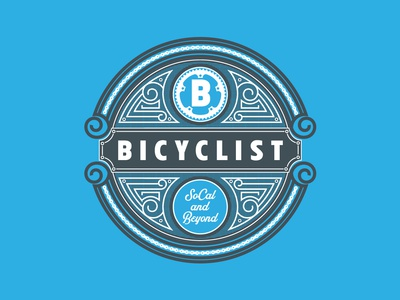 Bicyclist Badge
