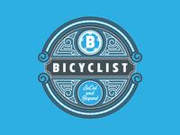Bicyclist Badge