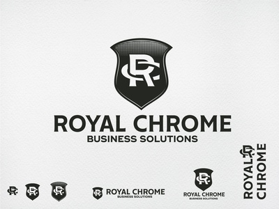 Royal Chrome Logo