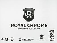 Royal Chrome Logo