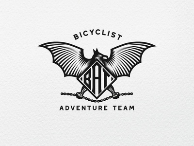 Bat (Bicyclist Adventure Team) Logo