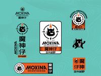 Moxina Orienteering Branding