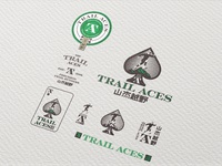 Trail Aces Full Branding