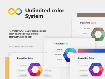 Voodoo Powerpoint Template infographic technology corporate canva ppt business covid logo design free keynote free template free template powerpoint keynote presentation