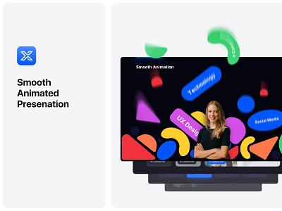X - Technology PowerPoint covid technology business free presentation free ppt logo illustration design free free keynote free template template powerpoint keynote presentation