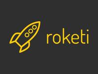 Logo for Roketi - An Open Source Cluster Hosting Management