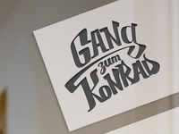 Gang Zum Konrad