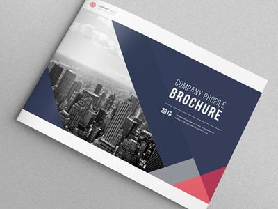 Annual Report Brochure business brochure blue annual report annual