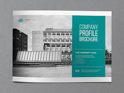 Annual Report Brochure 02 free financial design templates corporate business brochure business brochure blue annual report annual