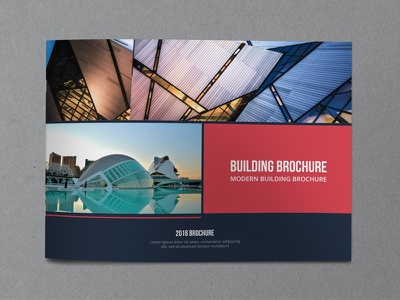 Multipurpose Corporate Brochure corporate company cmyk clean catalog brochure booklet album a4 12 pages