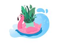 Flamingo Rafting