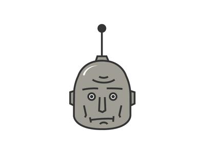 Worried Robot