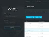 Dation Dashboard