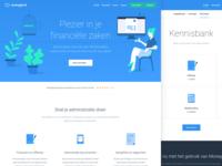 New Moneybird branding and website
