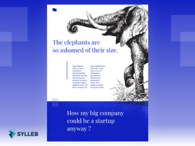 Concept - turning big companies into startup webdesign web colors website design web design