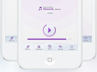 Music iOS App