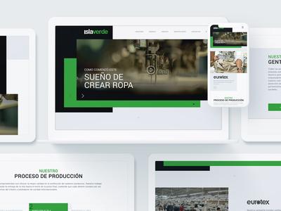 Isla Verde – Web Design