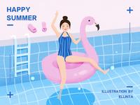 Happy Summer- 07/09/2018 at 02:36 AM