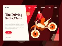 The Driving Santa Claus