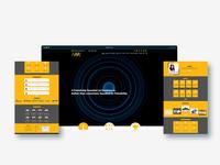 AAMA IT Landing Page