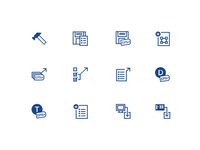 Icons for a Process Application