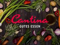 Logo & Photography Cantina (canteen, cafeteria)