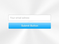 CSS3 Input & Submit Freebie