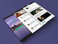 Medium Application Mobile