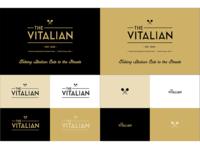 The Vitalian Final Branding