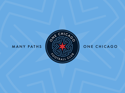 ONE CHICAGO FC soccer creat