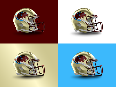 Michigan Panthers Resurrection | Helmet helmet branding design vector logo illustration michigan football