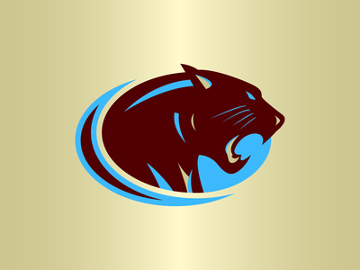 Panthers Logo 2.1 design vector branding logo