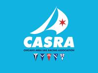 Chicago Area Sail Racing Association Logo