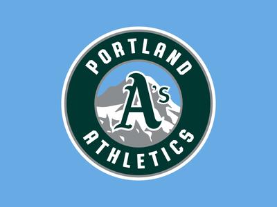 Portland Athletics - Mt. Hood