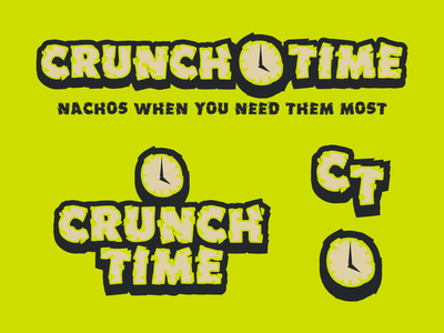CRUNCH TIME — GUAC