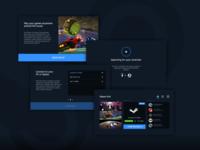 Steam Link App - Redesign - 2