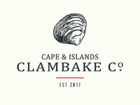 Cape & Islands Clambake Co. Main Logo