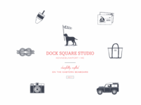 Dock Square Studio Submarks