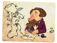 Charles Dickens & Mister Scrooge