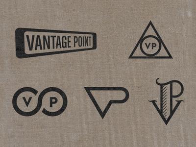 Rough Drafts of Logo Mockups