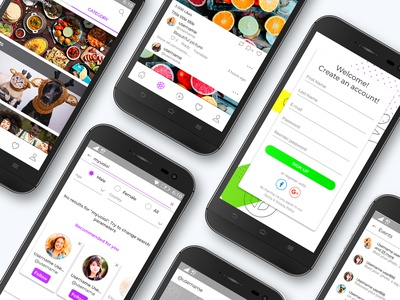 Android app for SELFLLERY