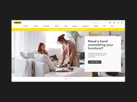 IKEA: UX Redesign Project