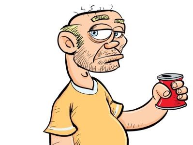 Party for one adobe character humour adobeillustrator illustrator vector illustration cartoon