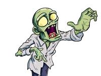 Cartoon Zombie Creeper
