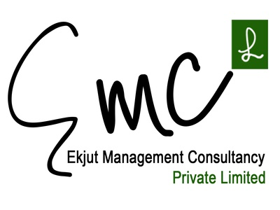 Logo design for Ekjut Management Consultancy Private Limited