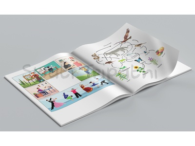 Book Illustrations